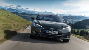 Tesla Model S Wallpapers