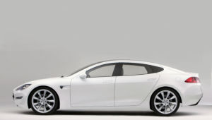 Tesla Model S For Desktop