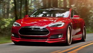 Tesla Model S Full HD