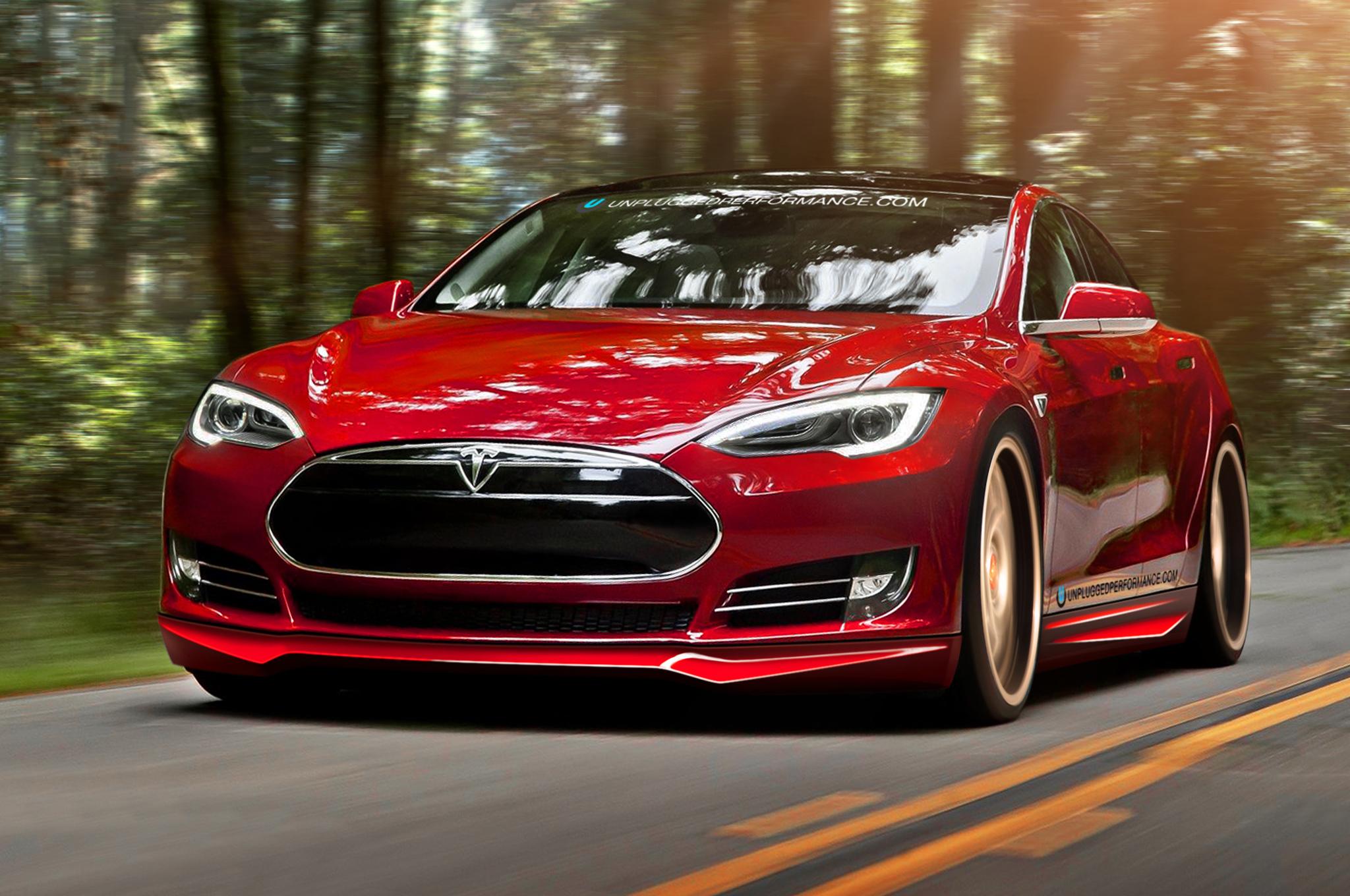 Tesla Model Y Hd: Tesla Model S Full HD