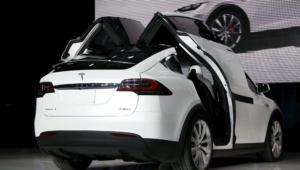 Tesla Model X Wallpapers