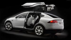 Tesla Model X Wallpapers HQ