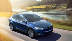 Tesla Model X Full HD