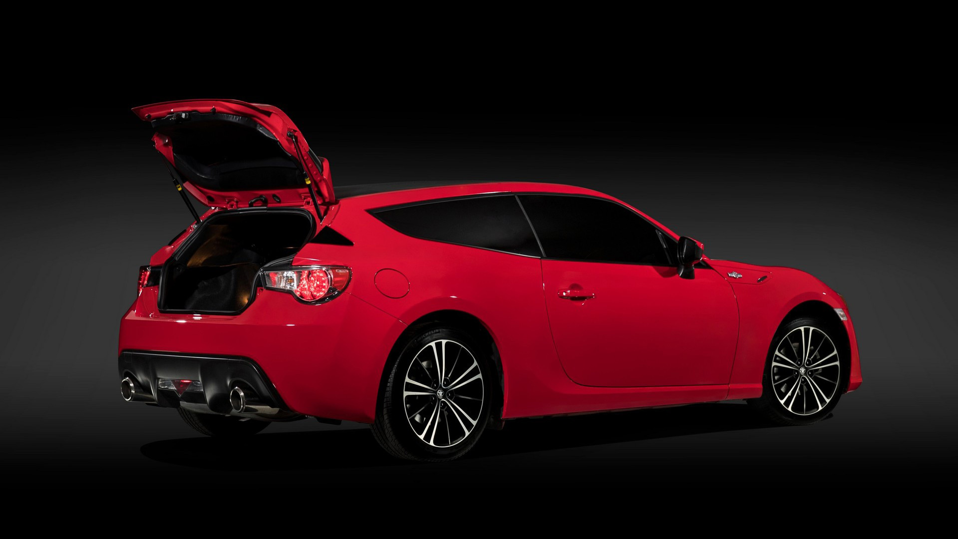 Toyota GT86 Shooting Brake Wallpapers Images Photos