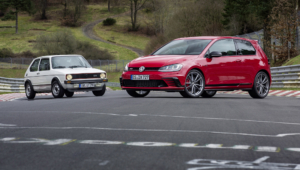 Volkswagen Golf GTI Clubsport S Desktop