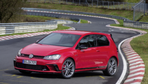 Volkswagen Golf GTI Clubsport S Wallpaper