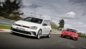 Volkswagen Golf GTI Clubsport S Wallpapers HD