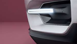 Volvo XC40 2017 Pictures