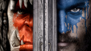Warcraft Movie 4K