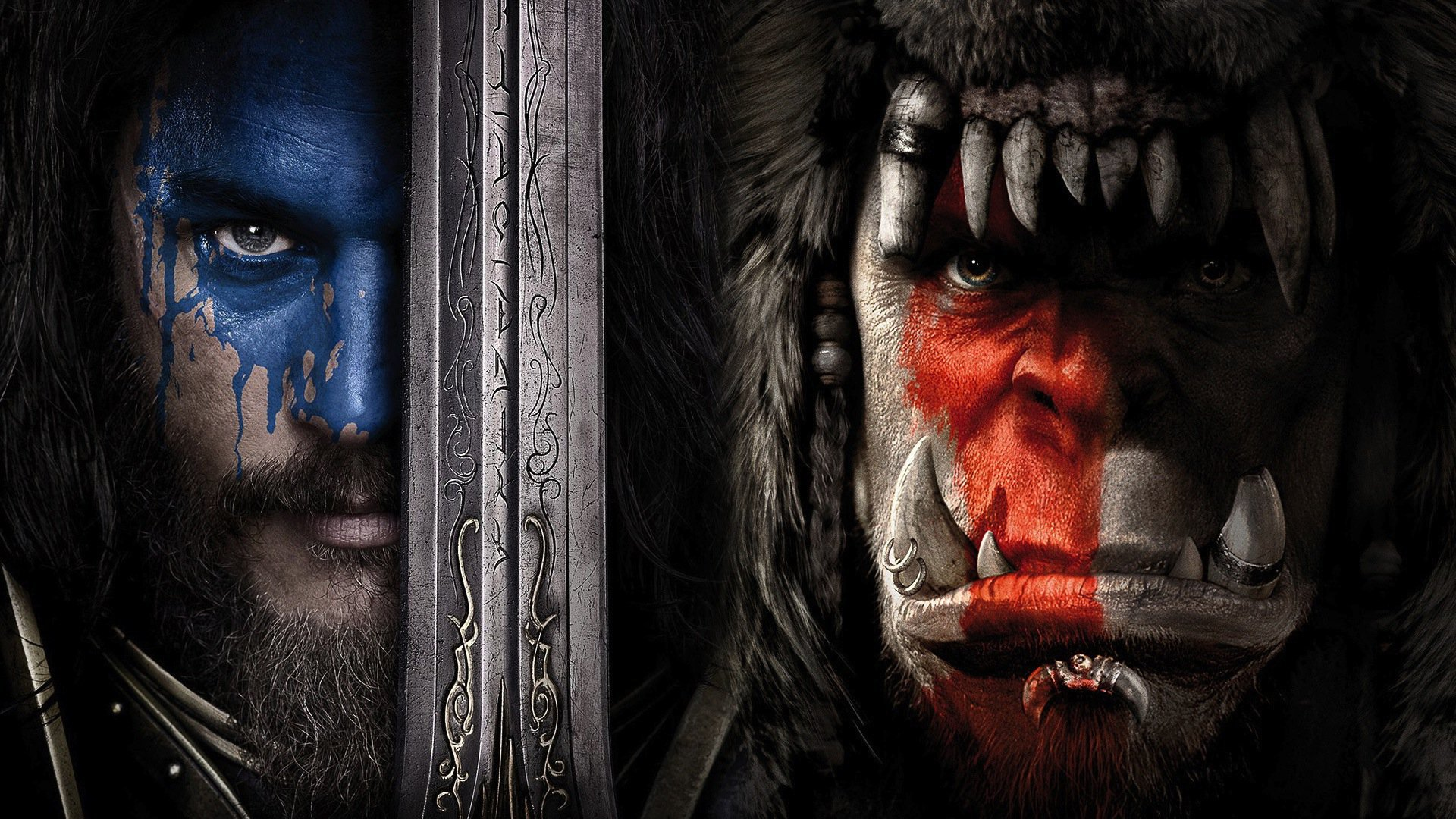 Rampage Movie Hd Wallpapers Download 1080p: Warcraft Movie HD Background