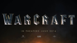 Warcraft Movie New Logo