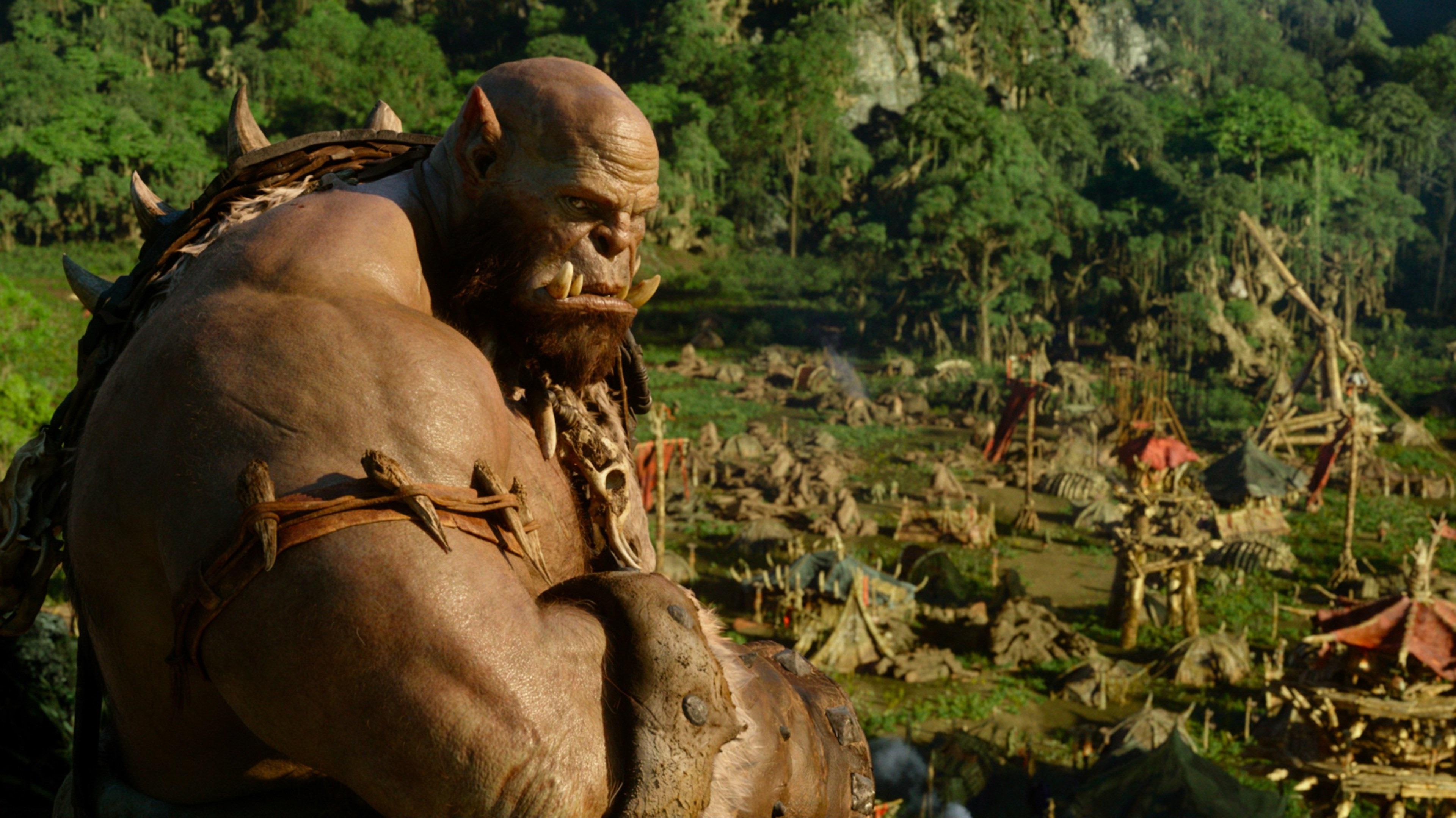 Warcraft Movie Widescreen