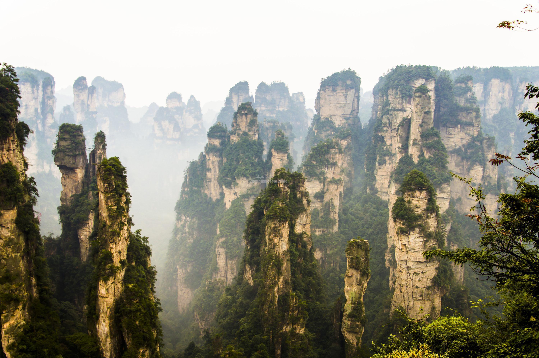 Zhangjiajie National Forest Park (China)