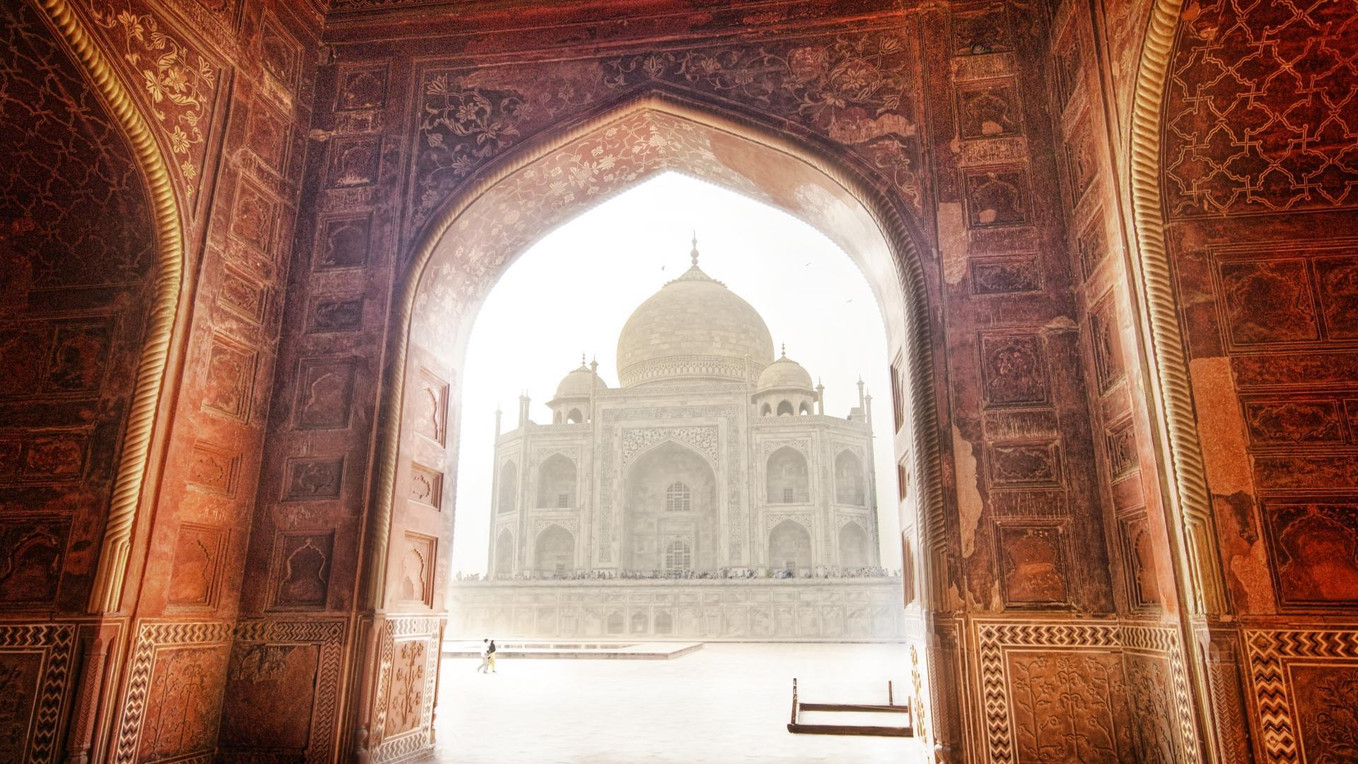 Images Of A Taj Mahal