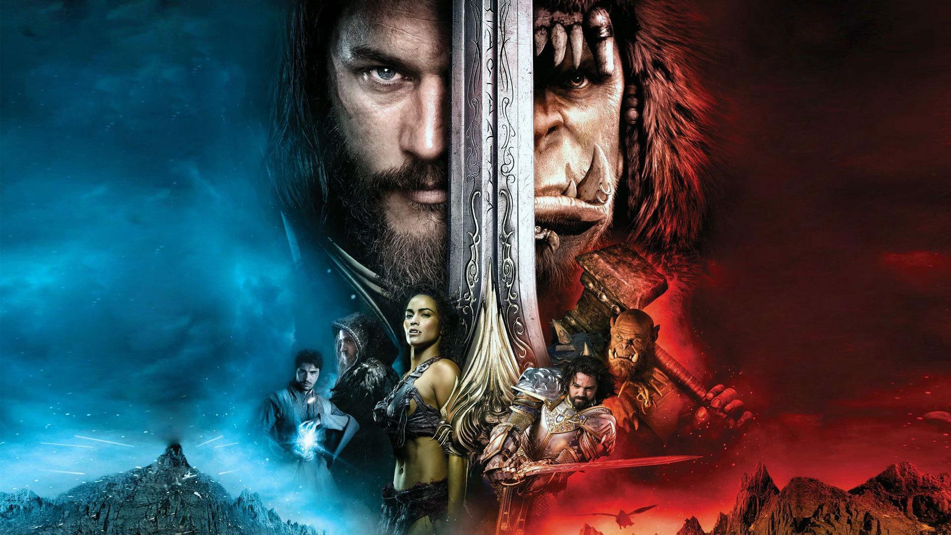 Warcraft Movie Hd 4k