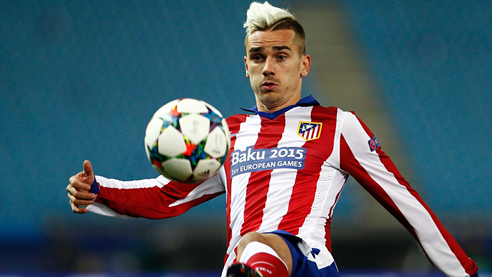 Antoine griezmann wallpapers images photos pictures - Antoine griezmann ...