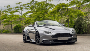 Aston Martin Vantage GT12 Roadster Wallpapers