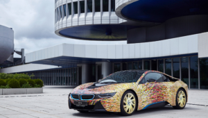 BMW I8 Futurism Edition Wallpapers HD