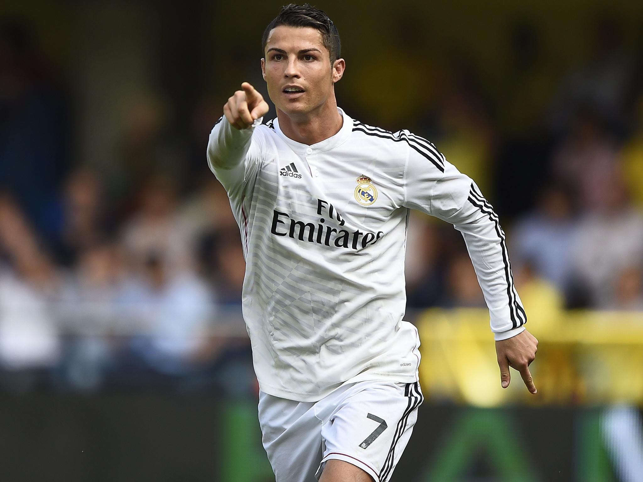 Cristiano Ronaldo Desktop