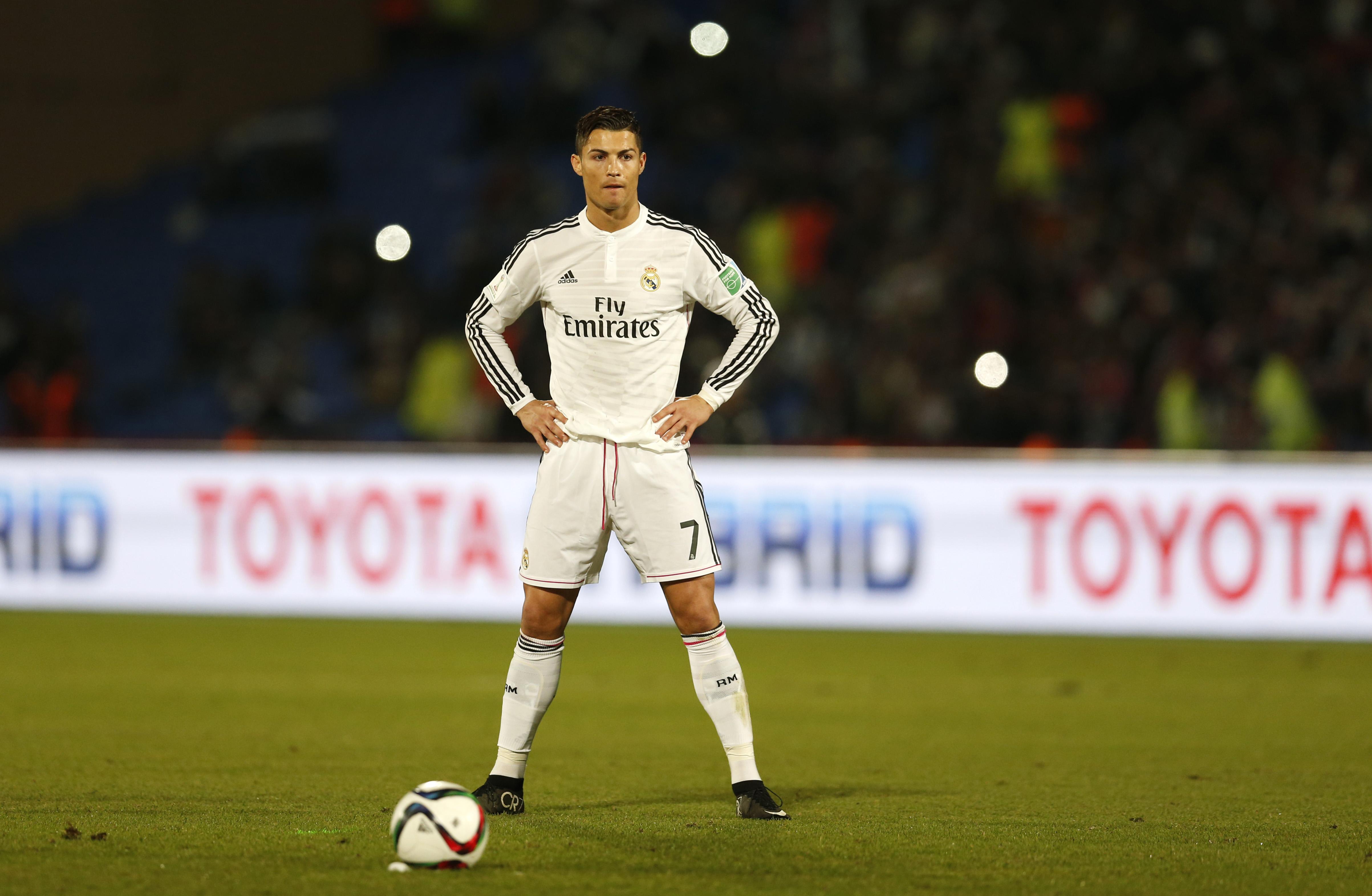 Cristiano Ronaldo High Definition Wallpapers