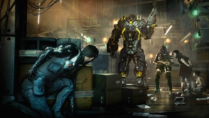 Deus Ex Mankind Divided Images