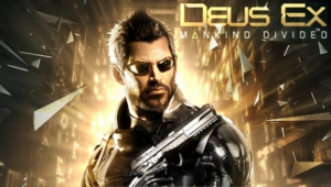 Deus Ex Mankind Divided Widescreen