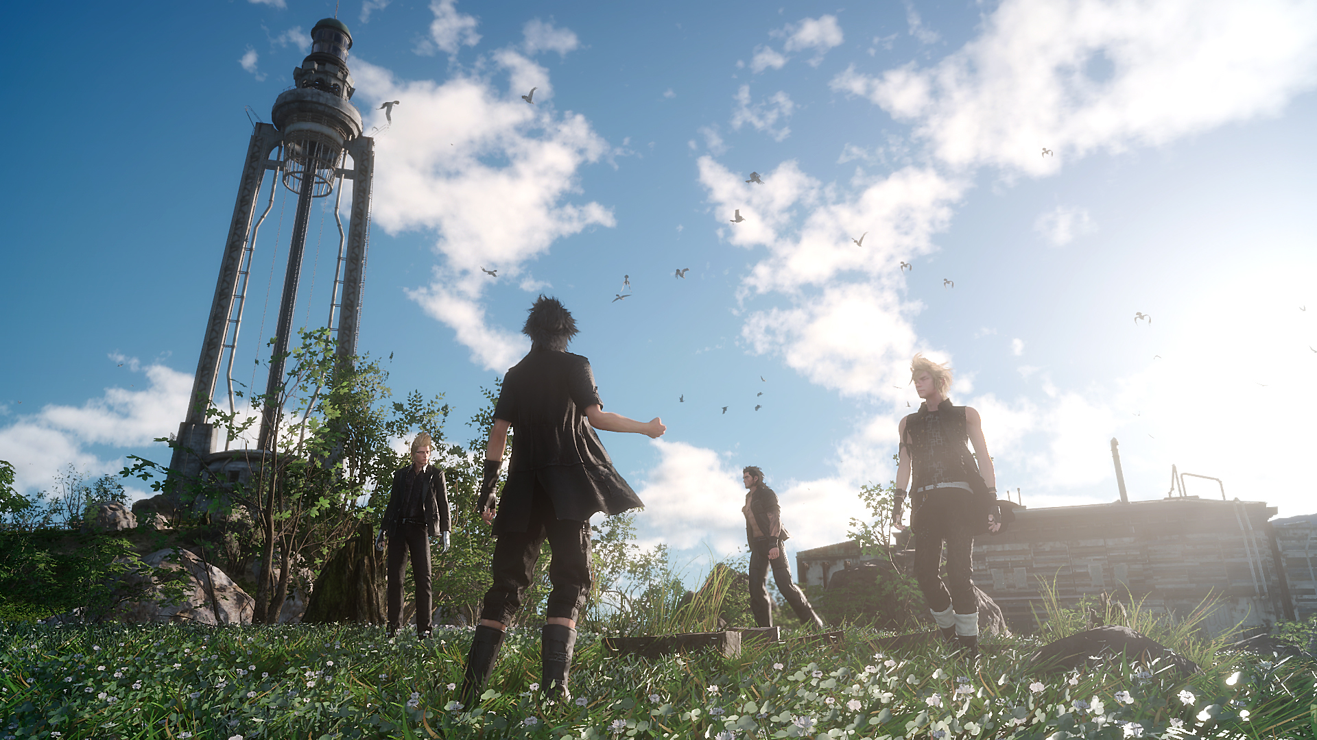 Final Fantasy Xv Final Fantasy Hd Wallpapers Desktop