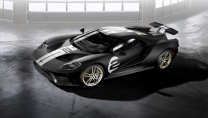 Ford GT 66 Heritage Edition High Definition Wallpapers
