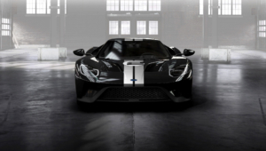 Ford GT 66 Heritage Edition Photos