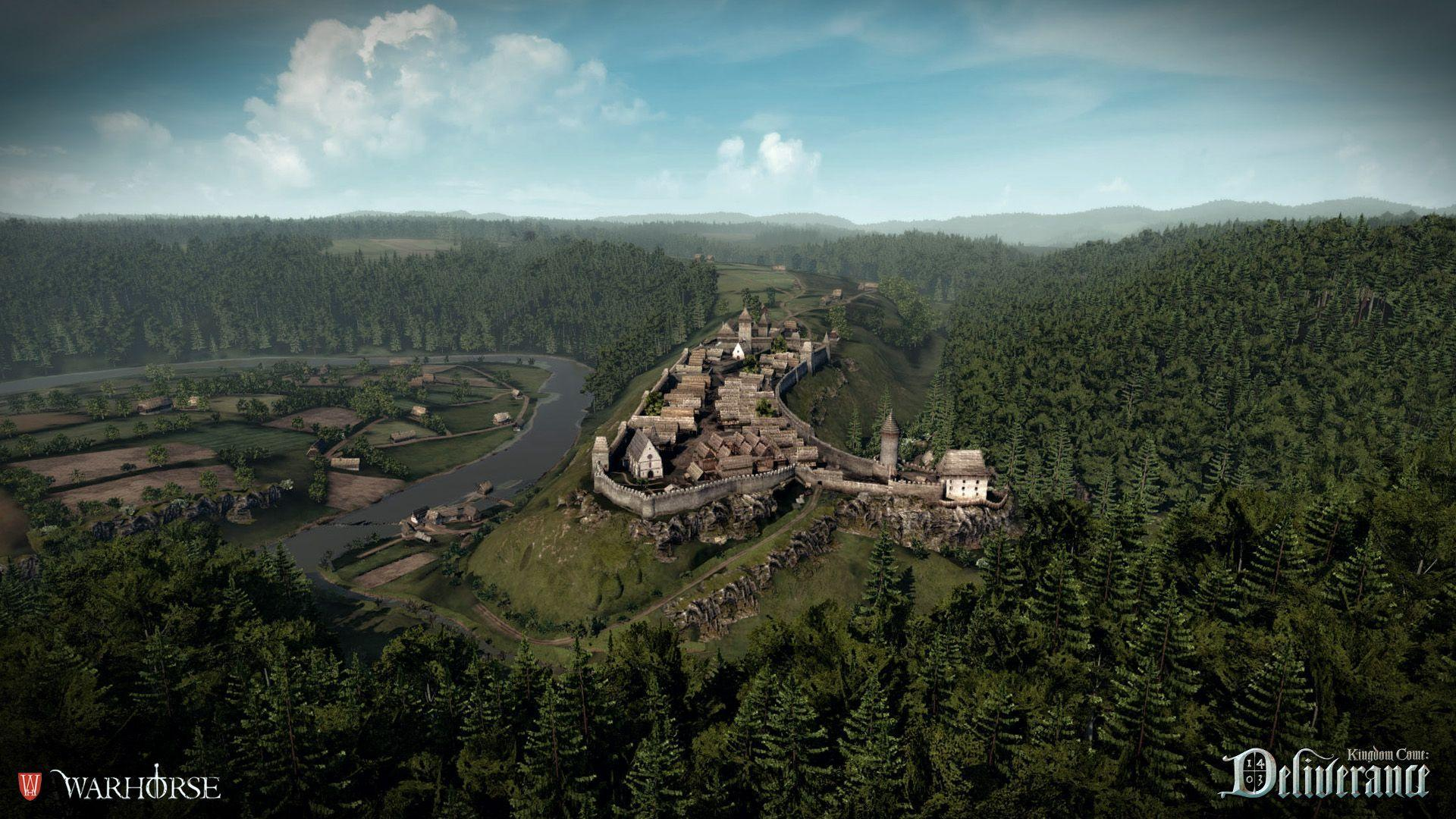 Pubg Real Life Hd Wallpaper: Kingdom Come: Deliverance Wallpapers Images Photos