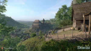 Kingdom Come Deliverance Widescreen