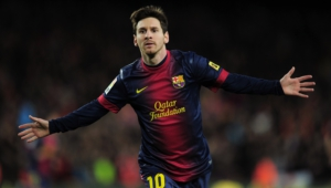 Lionel Messi HD Background