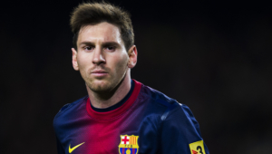 Lionel Messi HD Desktop