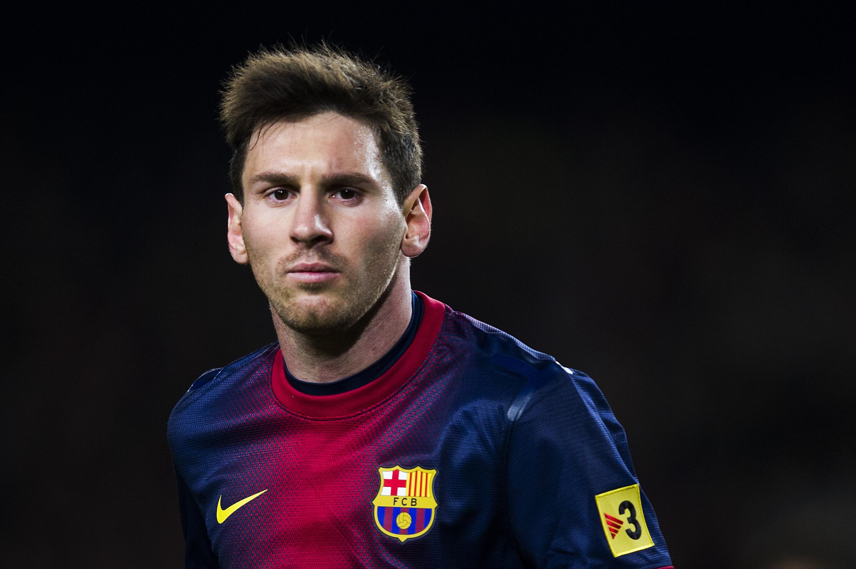 Lionel Messi HD Desktop