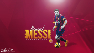 Lionel Messi High Definition