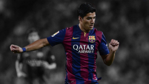 Luis Suarez HD Wallpaper