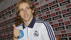 Luka Modric High Definition Wallpapers