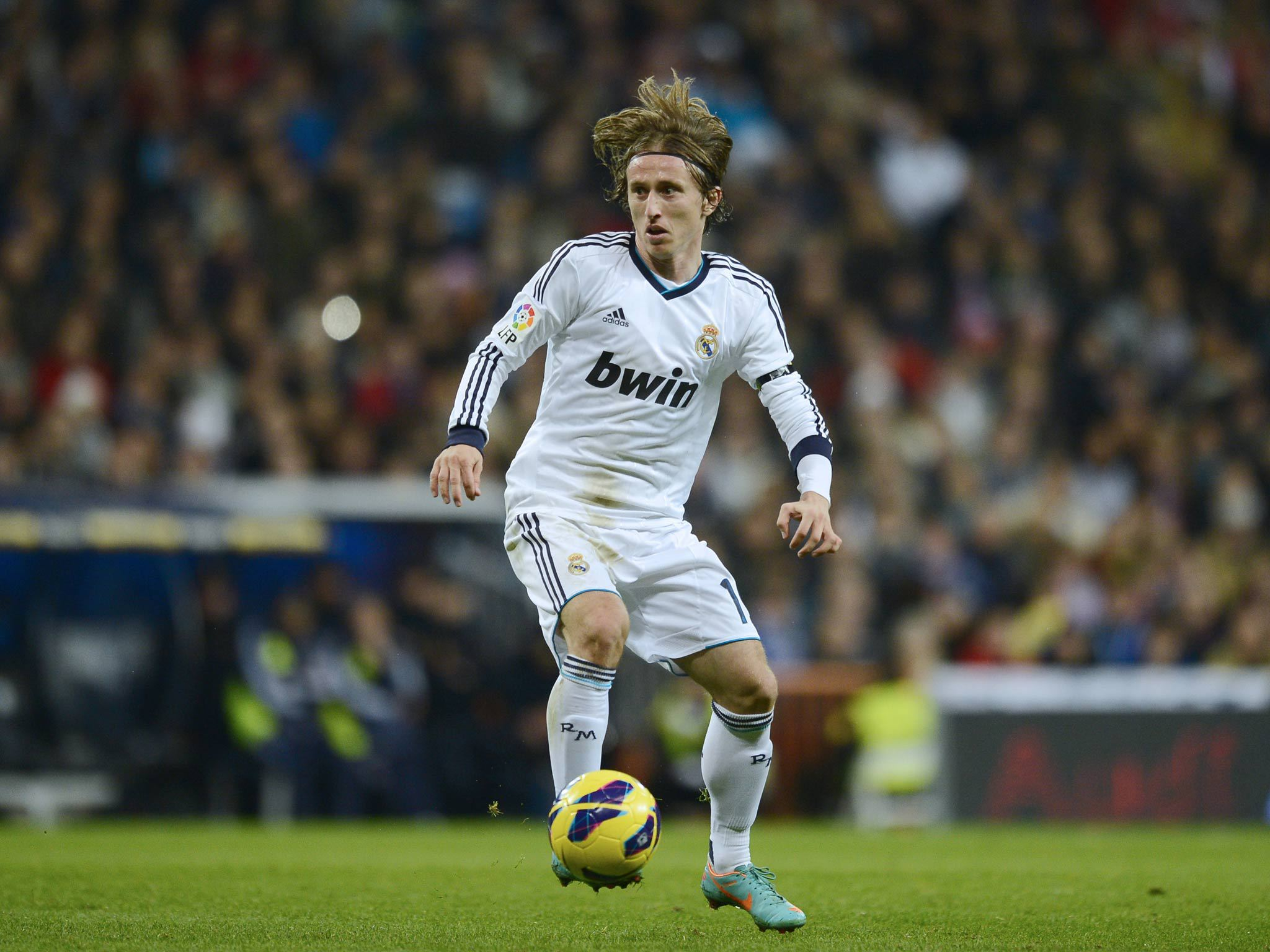 Luka Modric Photos