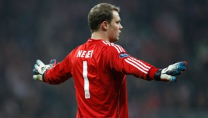 Manuel Neuer HD Wallpaper