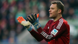 Manuel Neuer Sexy Wallpapers
