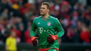 Manuel Neuer Widescreen