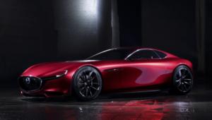 Mazda RX Vision Concept Photos