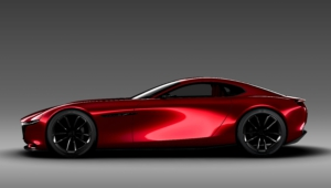 Mazda RX Vision Concept Wallpapers
