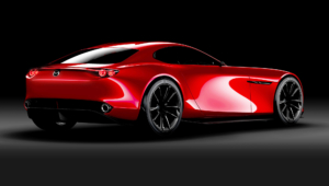 Mazda RX Vision Concept Wallpapers HD