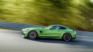 Mercedes AMG GT R Desktop