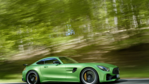 Mercedes AMG GT R Desktop Wallpaper