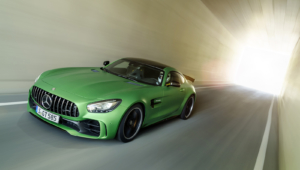 Mercedes AMG GT R Free HD Wallpapers