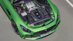 Mercedes AMG GT R High Definition