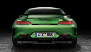 Mercedes AMG GT R Pictures