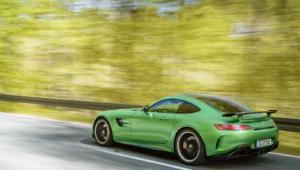 Mercedes AMG GT R Wallpaper For Laptop